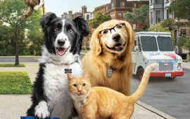 DOGS & CATS 3: Paws Unite!